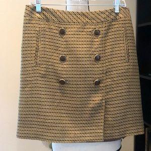 Loft Wool Skirt